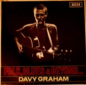 1965 Folk, Blues & Beyond-Davy Graham-(UK) Decca LK 4649 (and LK.4649)-1a