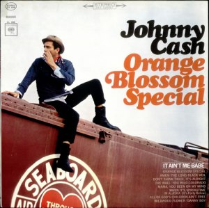 1965 Orange Blossom Special-Johnny Cash-Columbia CL 2309 (Mono), CS 9109 (Stereo)