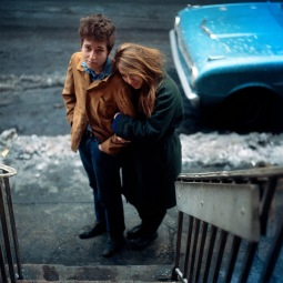 Bob Dylan and Suze Rotolo-2