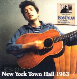 Bob Dylan Town Hall 1963 boot (CD)