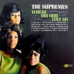 Where Did Our Love Go, Supremes, Motown 621, released 31 August 1964