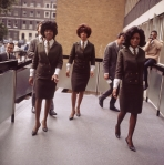 Supremes at EMI House, London, October 1964 (3)
