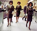 Supremes at EMI House, London, October 1964 (3b)