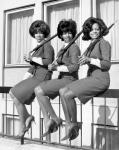Supremes at EMI House, London, October 1964 (7)