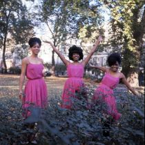 Supremes, October 1964, Manchester Square, London (1)