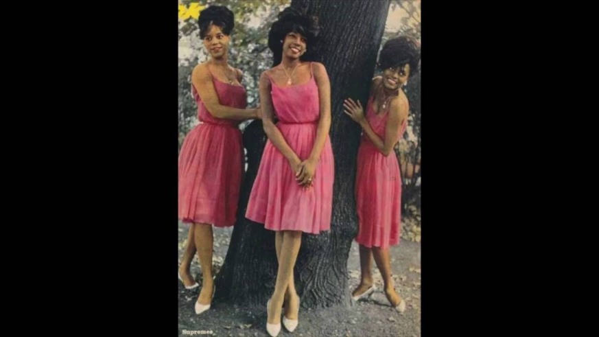 Supremes, October 1964, Manchester Square, London (5)