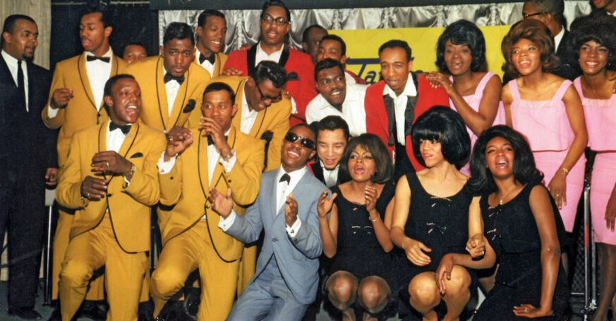 launch of the Tamla Motown UK label at EMI House, 19 March 1965 (1a)