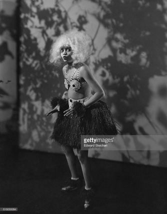 Florence Mills, Jungle Nights in Dixieland number, Dixie to Broadway-1924 (Getty)-2(60p)