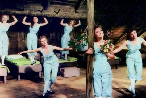 Seven Brides for Seven Brothers (1954), June Bride number (1)