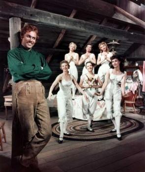 Seven Brides for Seven Brothers (1954), June Bride number (3)