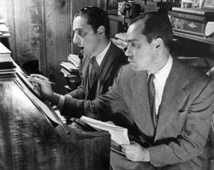 Harold Arlen and Johnny Mercer (1a)