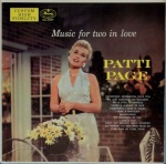 1956 Music for Two in Love (LP)-Patti Page-MercuryMG-20099