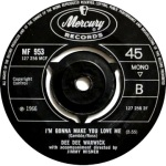 1966 I'm Gonna Make You Love Me-Dee Dee Warwick-(UK) Mercury MF 953, B-side-1