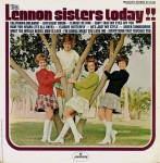 1968 The Lennon Sisters Today-Lennon Sisters-Mercury SR61164