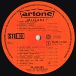 1968 de millers '68 (lp)-artone mam s-3144-label, side1