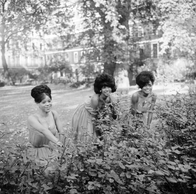 Supremes, October 1964, Manchester Square, London (4a)