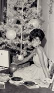 Diana Ross crop-Supremes, Christmas in October, 1964