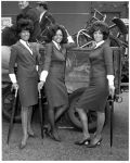 Supremes at EMI House, London, Oct 1964-ONE WAY STREET(2a)