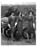 Supremes at EMI House, London, Oct 1964-ONE WAY STREET(3a)