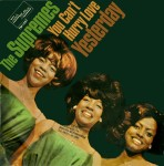 Supremes, London, October 1964-green dresses(8)