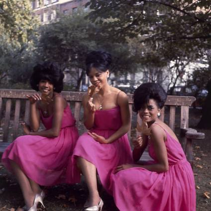 Supremes, October 1964, Manchester Square, London (6)